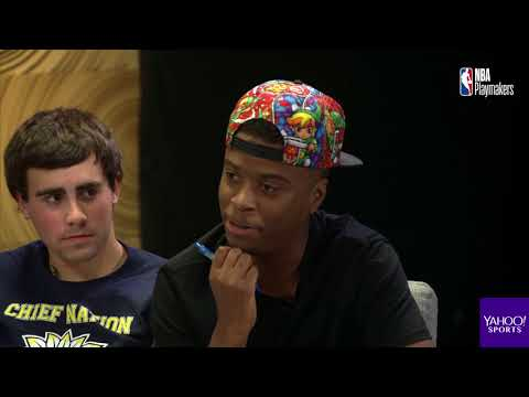 NBA Playmakers 2017 fantasy draft presented by Yahoo Sports
