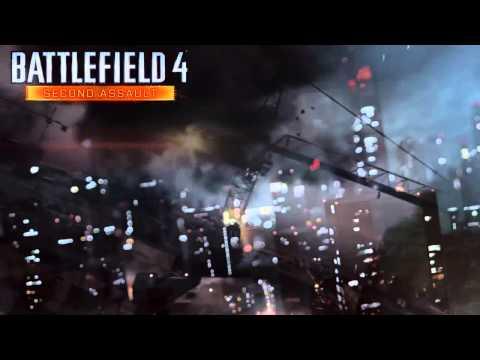 1080 á´´á´° Battlefield 4 Second Assault theme song (1 hour) request)