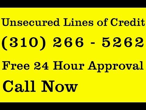 Fast Unsecured Loans   (310) 266 - 5262   Lines of Credit $50k - $250k Lagunitas, CA