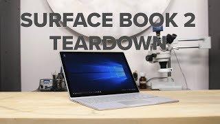 Download Microsoft Surface Book 2 Teardown! Video