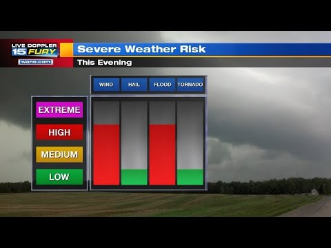Thursday Night Forecast Update