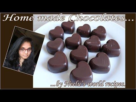 बाजार से भी अच्छा चॉकलेट |  Special  CHOCOLATE| Homemade Chocolate