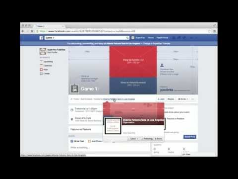 How To Create a Facebook Fan Page for Your Fan Club