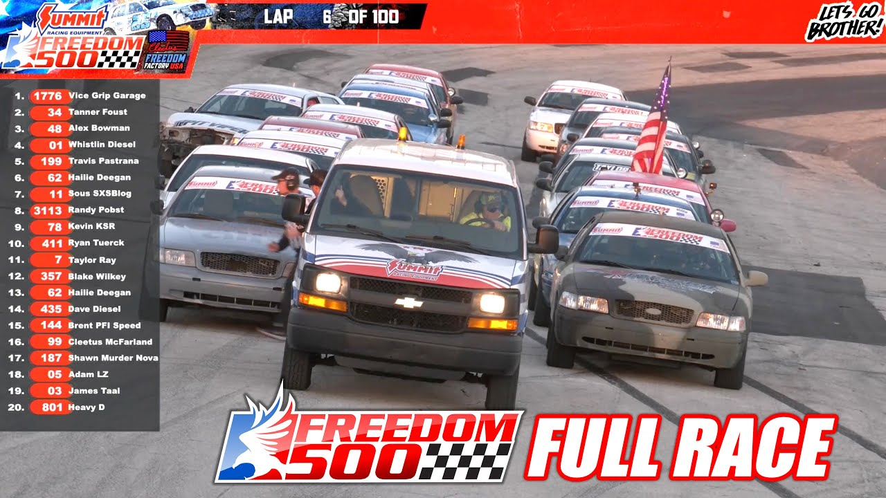 2021 Freedom 500 Presented By Summit Racing Equipment (FULL RACE)