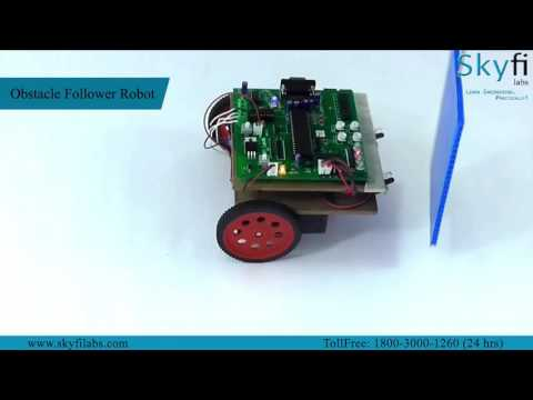 Learn to Build a Robotics Project on Sensor Guided Systems - Skyfi Labs