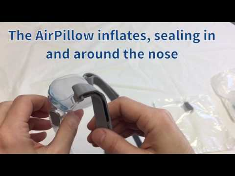 Fisher & Paykel Brevida Nasal Pillow Mask Review