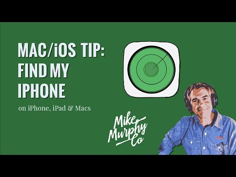 iOS Tip: Find My iPhone