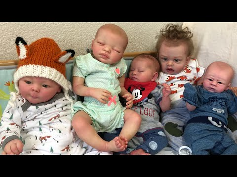 Babies For Sale! Wanna Own a Reborn Baby Doll?