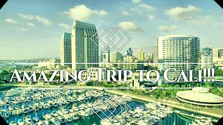 Amazing trip to California - Travel video