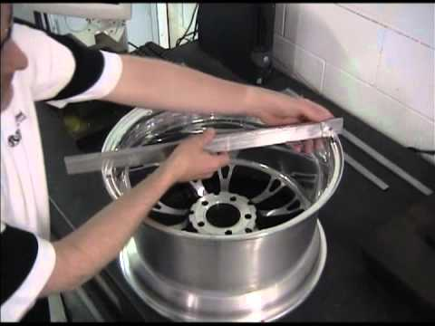 How to Measure Back Space on a Wheel, Shown by Weld Racing