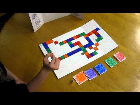 Homemade Board Game