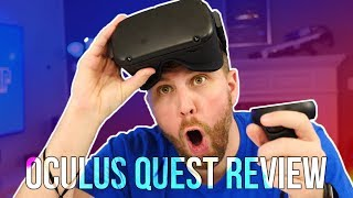 Oculus Quest Review - Why This $399 VR System Is Worth Buying!
