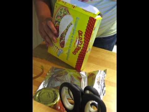 Tacos - Old El Paso 2 Minute Videos