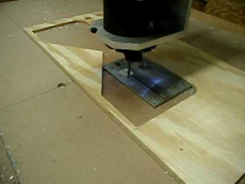 CarveOne CNC - First test cuts in 1/4