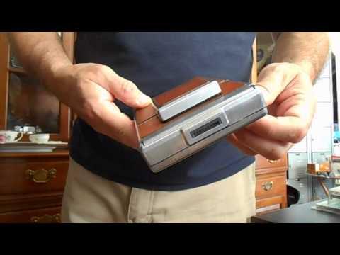 How to Open a Polaroid SX-70 Land Camera 1972?