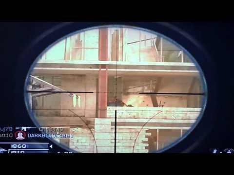 Call of Duty 4 Team deathmatch on backlot(HD)
