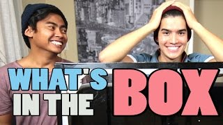 Download WHAT'S IN THE BOX CHALLENGE! Video