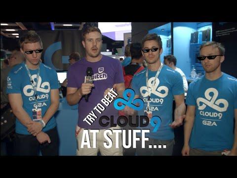Beat Cloud 9, Win a Logitech G633 @ PAX Prime 2015