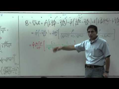 Magnetic Vector Potential - Examples
