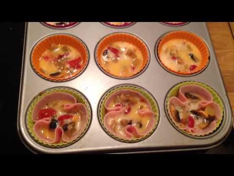 Slimming World Eggy Muffin Recipe