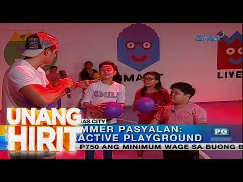 Unang Hirit: Interactive Summer Pasyalan | UH Summer Pasyalan