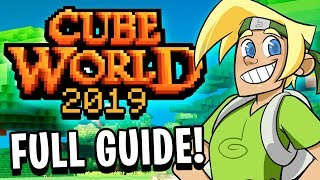 How to play Cube World (BETA) in 2019 - Full Beginners Guide