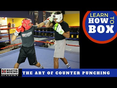 Learn How To Box:  The Art Of Counter Punching by Coach Eric Bradley