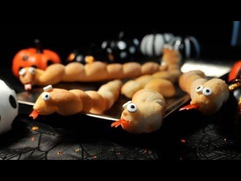 Bridgford® Halloween Bread Snakes