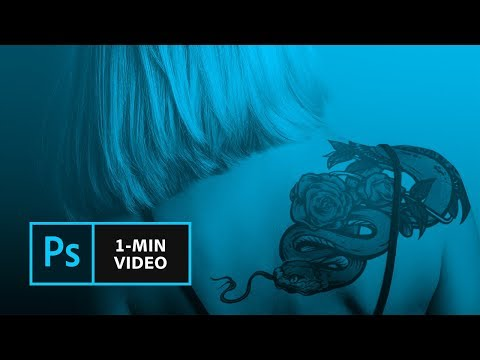 How to Make a Tattoo Composite with Photoshop CC | Adobe Creative Cloud