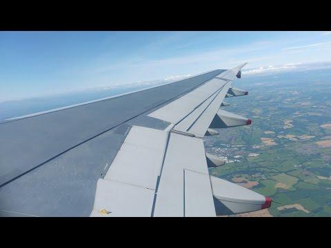 British Airways Airbus A321 ✈ FULL FLIGHT Manchester to London Heathrow