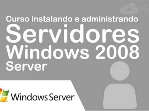 Windows 2008 Server Files - RAID 1 ESPELHAMENTO - Segurança - Aula 5.2 - www.professorramos.com