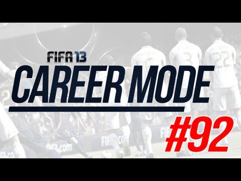 FIFA 13 - Career Mode - #92 - Keep Up The Pace