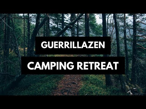 GuerrillaZen Camping Retreat   Memorial Day Weekend