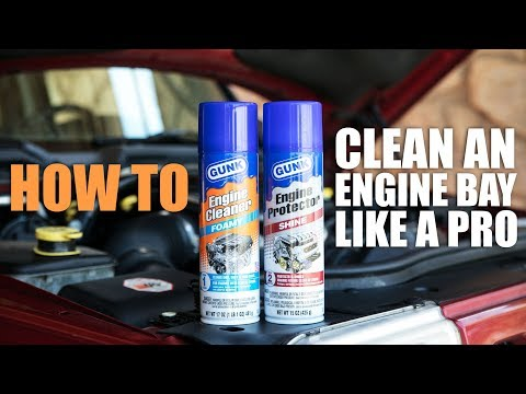 How to Clean Your Engine Like a Pro in 2 Steps and in Under 20 minutes!