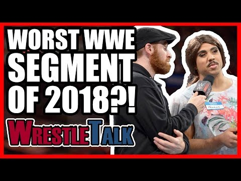 Bobby Lashley In WORST WWE Segment Of 2018?! | WWE Raw, May 21, 2018 Review