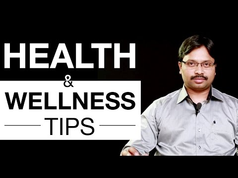 Nutrition Tips for Improving Your Health - Hindi