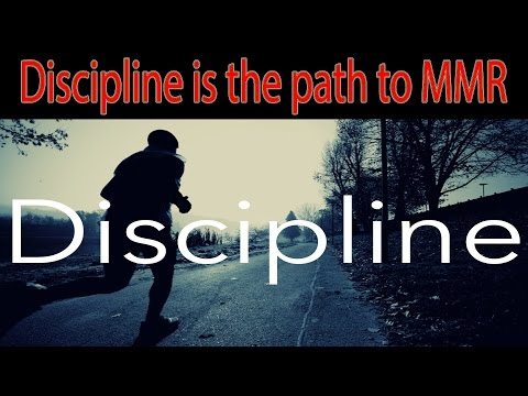 Why discipline is the path to increasing your MMR in Dota 2
