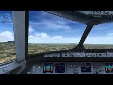 Microsoft Flight Simulator X: Steam Edition - Rome to Naples - Airbus A321