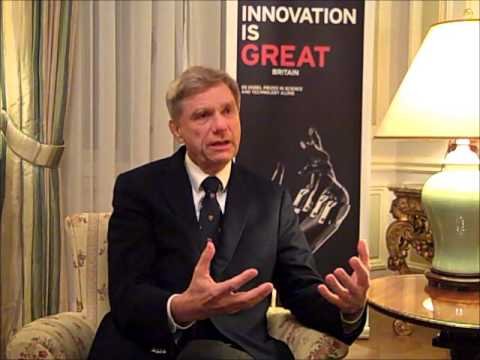 UK Trade & Investment Venture Capital Event, British Embassy Vienna, November 2012