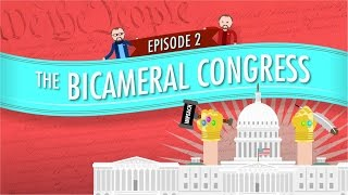 Download The Bicameral Congress: Crash Course Government and Politics #2 Video