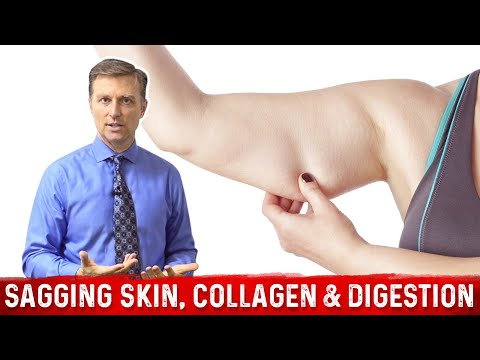 Sagging Skin, Collagen & Digestion