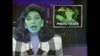 WLWT 1991 News Opens and Jerry Springer sign off - Channel 5 Cincinnati Ohio 80s 90s