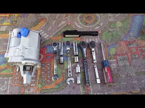 1999 to 2004 3.3/3.8L Caravan Starter Replacement Part 1