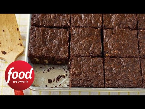 Ina's Outrageous Brownies   Food Network