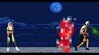 The Most Horrifying Finishing Move In Mortal Kombat