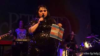 Beth Ditto on Transgender Rights-Live @ The Independent, San Francisco, CA, July 26, 2017-The Gossip
