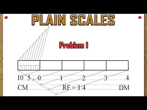 Plain Scales Problem 1