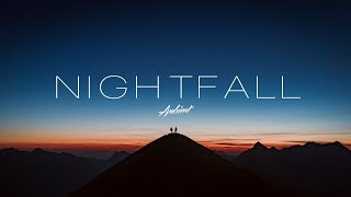 'Nightfall' Ambient Mix ✨ [relaxing studying meditation]