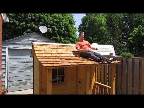 Tiny House Build (AKA Child's Playhouse) (Part 2)