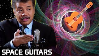 Guitars in Space, with Neil deGrasse Tyson and Chris Hadfield